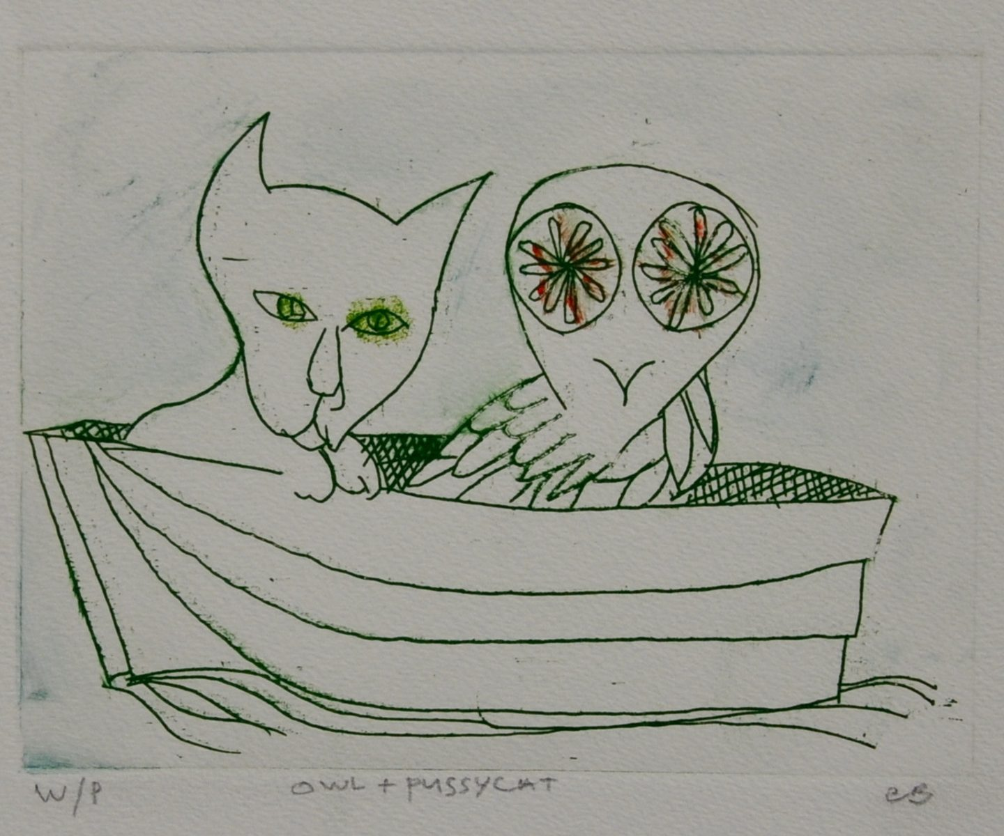 Owl and Pussycat (Working proof)