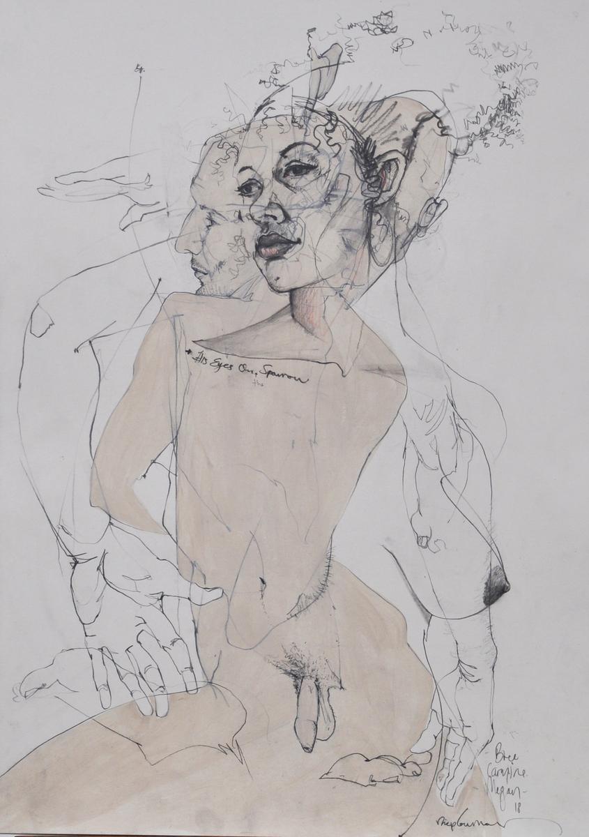 Figurative Composition #35