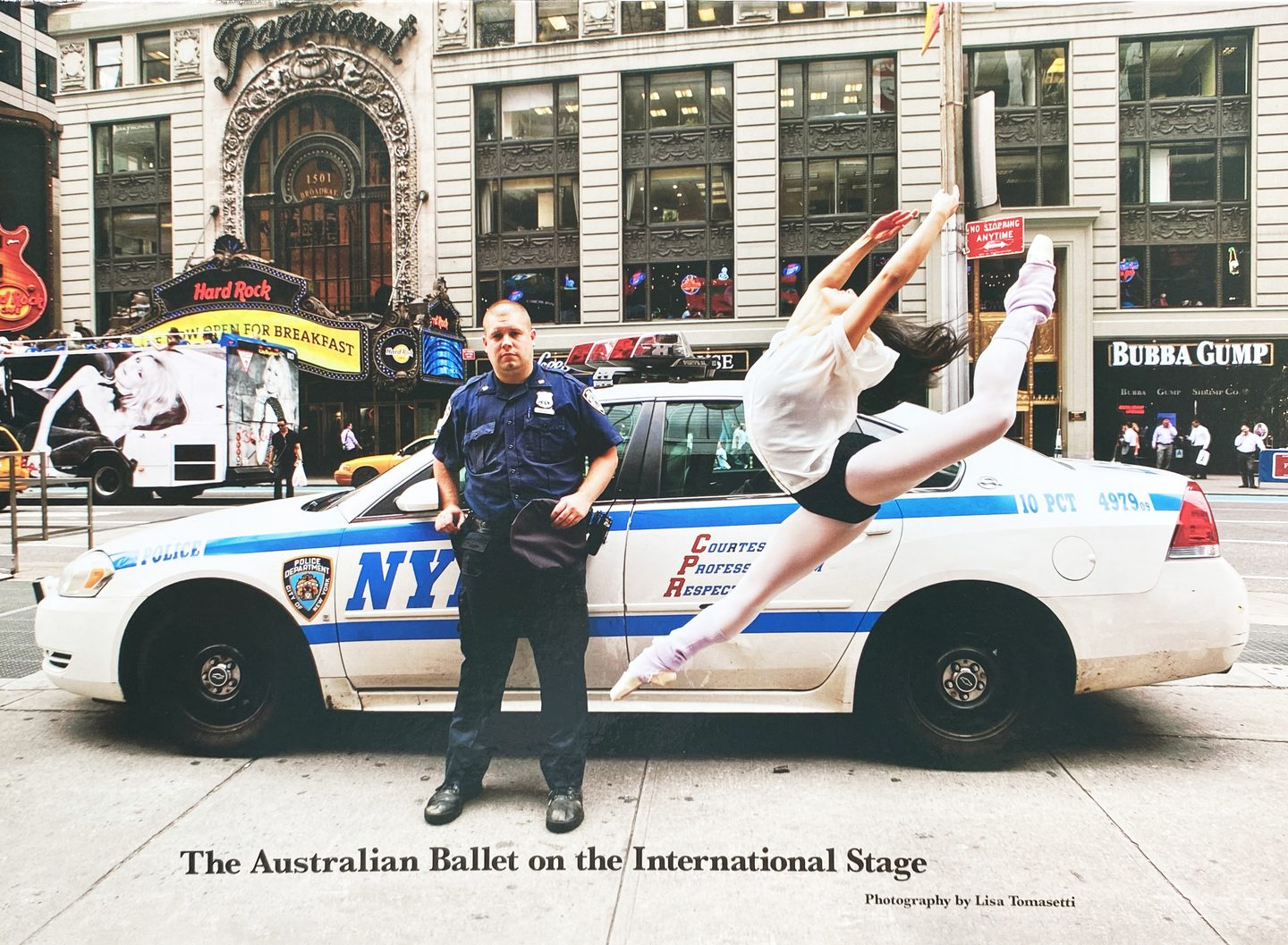 The Australian Ballet on the International Stage - Photography by Lisa Tomasetti