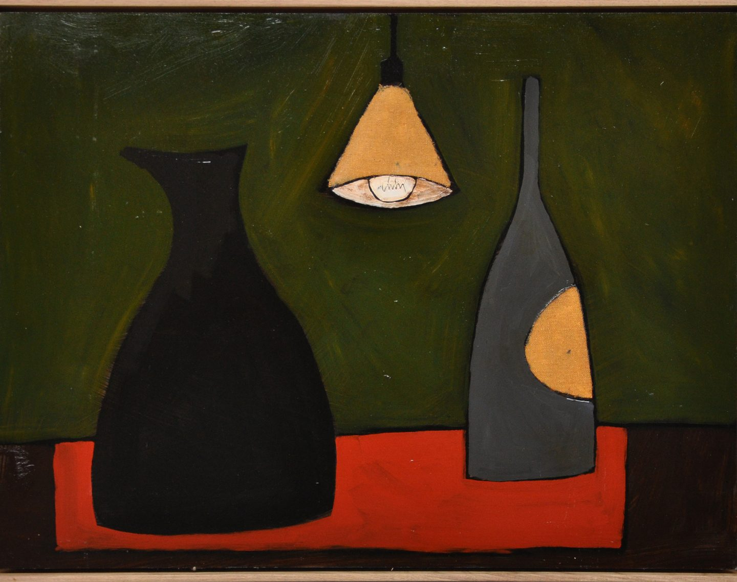 Still Life with Red