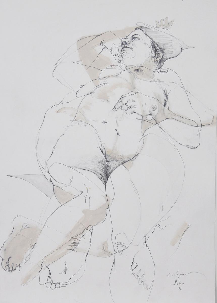 Figurative Composition #40