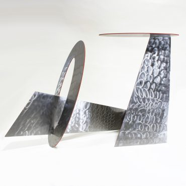 Untitled (Bent chassis #3)